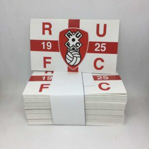 RUFC 1925: Rotherham United FC Stickers