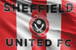 Sheffield United FC Flag