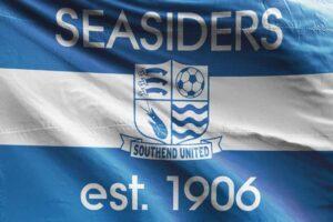 Seasiders: Southend United FC Flag