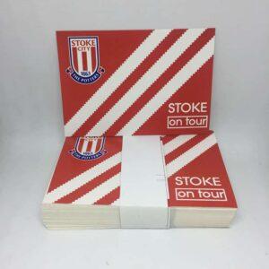 Stoke on Tour: Stoke City FC Stickers