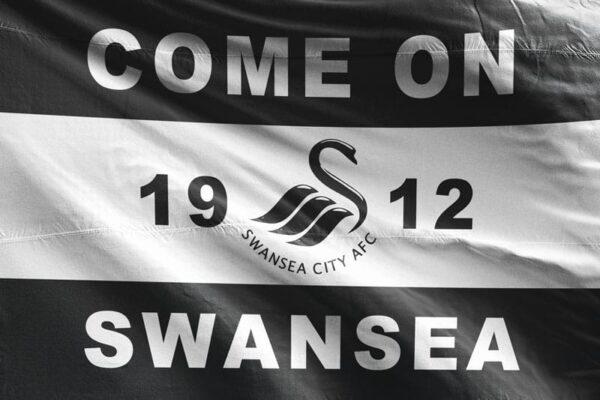 Come On Swansea: Swansea City AFC Flag
