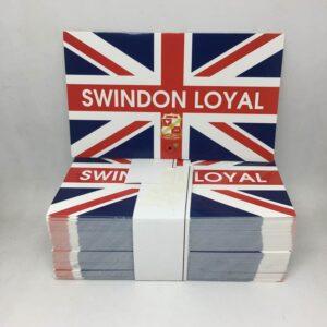 Swindon Loyal: Swindon Town FC Stickers