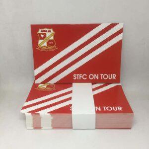 STFC On Tour: Swindon Town FC Stickers