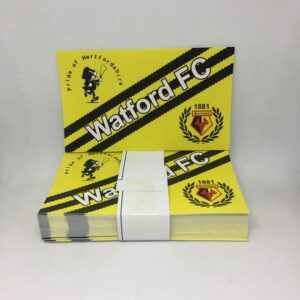 Pride of Hertfordshire: Watford FC Stickers