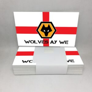 Wolves Ay We: Wolverhampton Wanderers FC Stickers