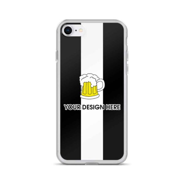 Custom Football iPhone 7/8 Case