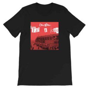 Sunderland AFC T-Shirt Black