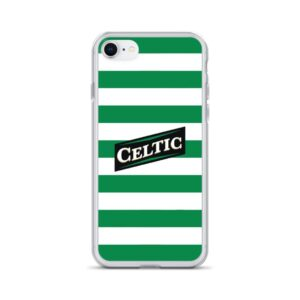Celtic Retro Case on iPhone 7 or iPhone 8