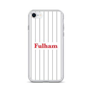 Fulham Retro 2012 Phone Case on iPhone 7 or 8